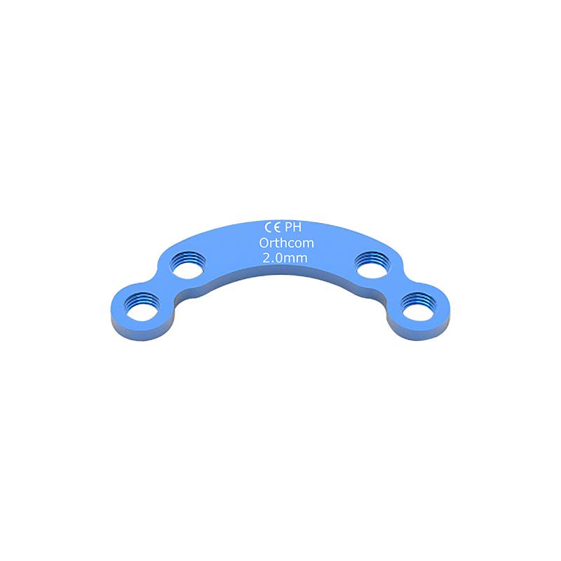 2.0mm Titanium Acetabular Locking Plates AP2022T