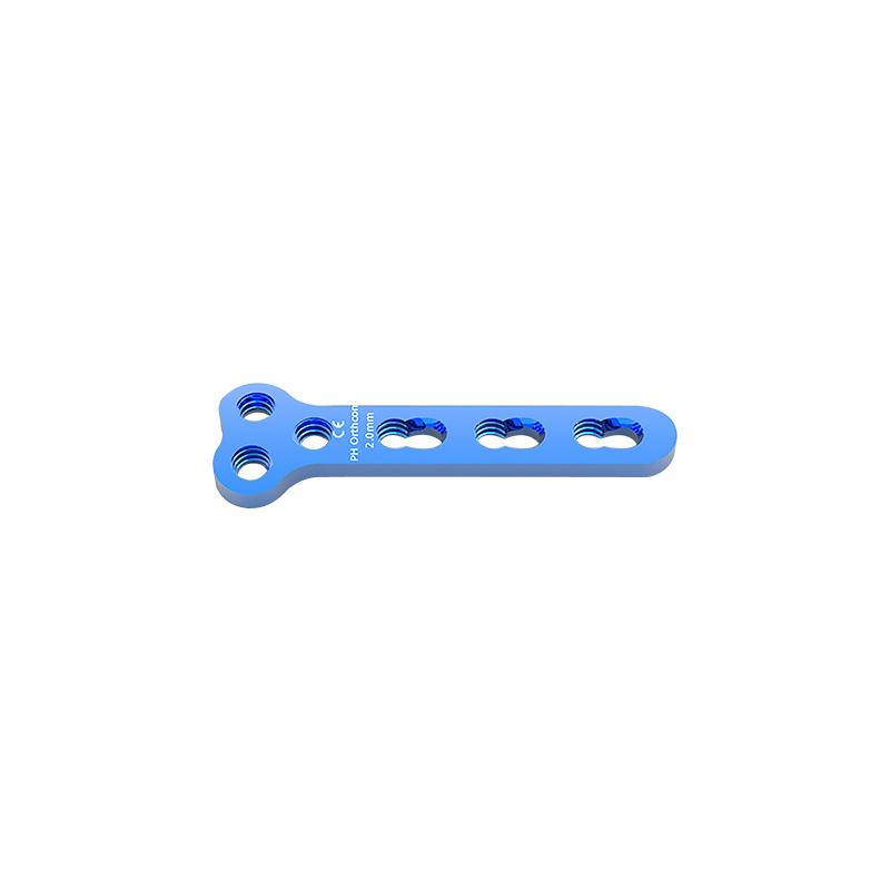 2.0mm Titanium T Locking Plates